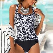 Conjunto De Bikini acolchado De realce para Mujer, bañador De Una Pieza, Traje De Baño De Una Pieza, ropa De Baño De talla grande, n. ° 3