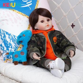 Кукла-младенец KEIUMI 18D05-C346-S08-T06 4