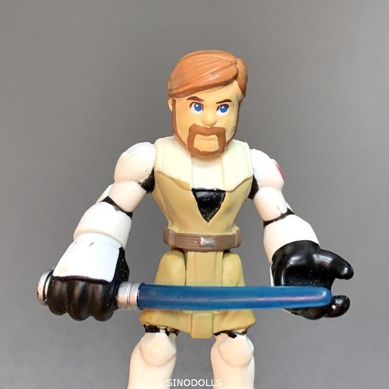 Playskool Star Wars Galactic Heroes 2.5/'/' Figures Stormtrooper Yoda Toy Kid Gift