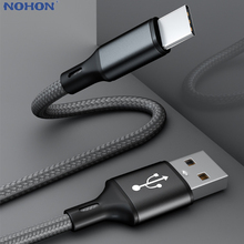 1 2 3 M USB Type C Fast Charging Cable For Xiaomi Redmi Note 9 8 7 USBC Quick Charger Cable For Samsung S10 S9 S8 Wire Data Cord cheap Nohon TYPE-C CN (Herkunft) Huawei Zertifiziert 25cm 50cm 1m 2m 3m Black Blue Red Silver Type-C Cable USB-C USB Charge Charging Cable