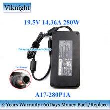 Подлинная a17 280p1a 195 v 1436a 280w ac адаптер Зарядное устройство
