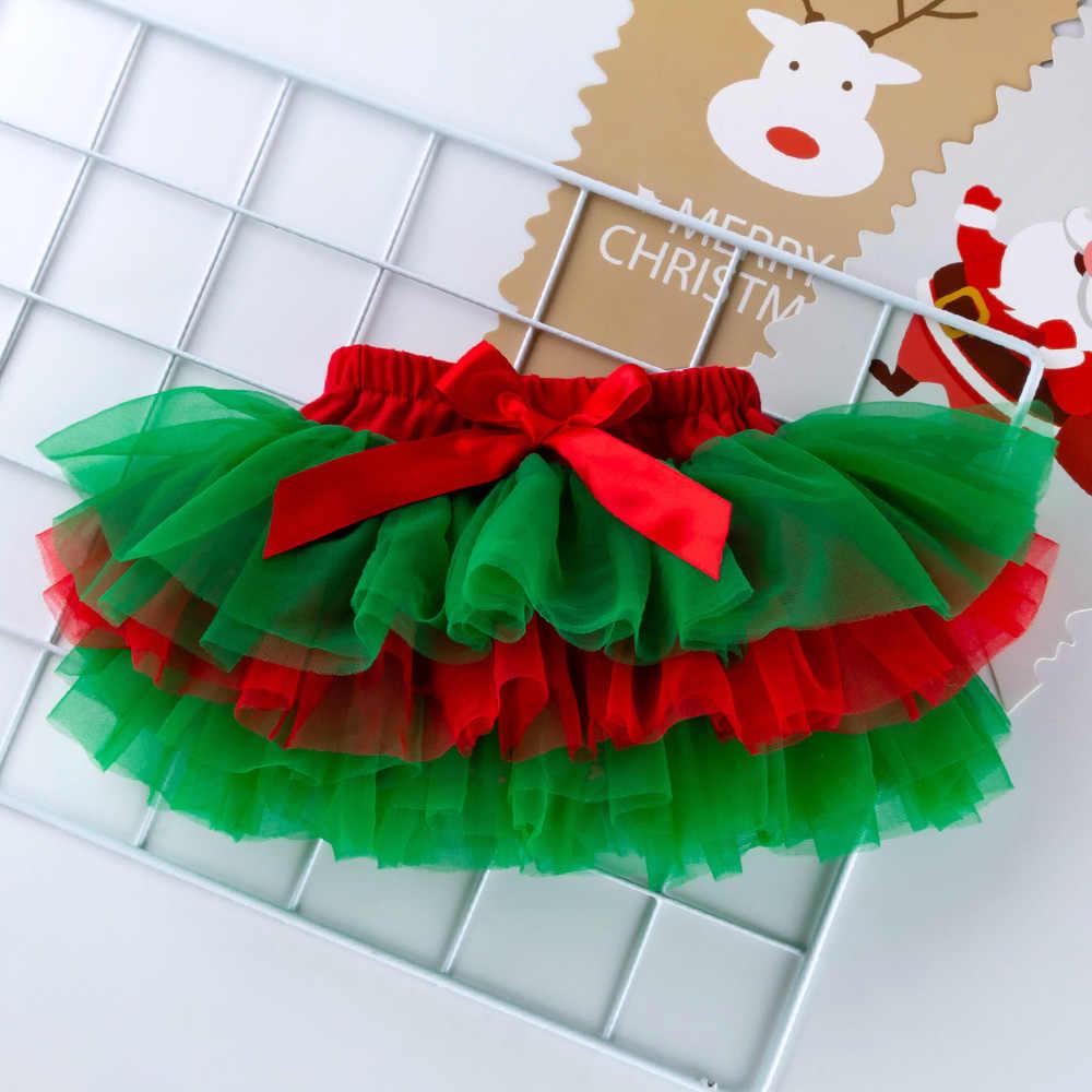 Baru Pola Natal Set 3 Pcs Bayi Baru Lahir Gadis Baju Monyet Bayi Pakaian Anak Perempuan Putri Balita Anak Pakaian Hadiah Ulang Tahun