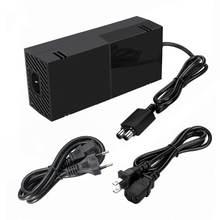 Штепсельная вилка США/ЕС для xbox one блок питания адаптер переменного