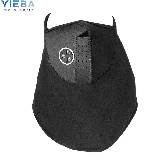 Full Face Motorcycle Face Shield winter Face Mask Ghost Mask 3D Skull Sport Mask Neck Warm Windproof Outdoor Motorbike Parts 2