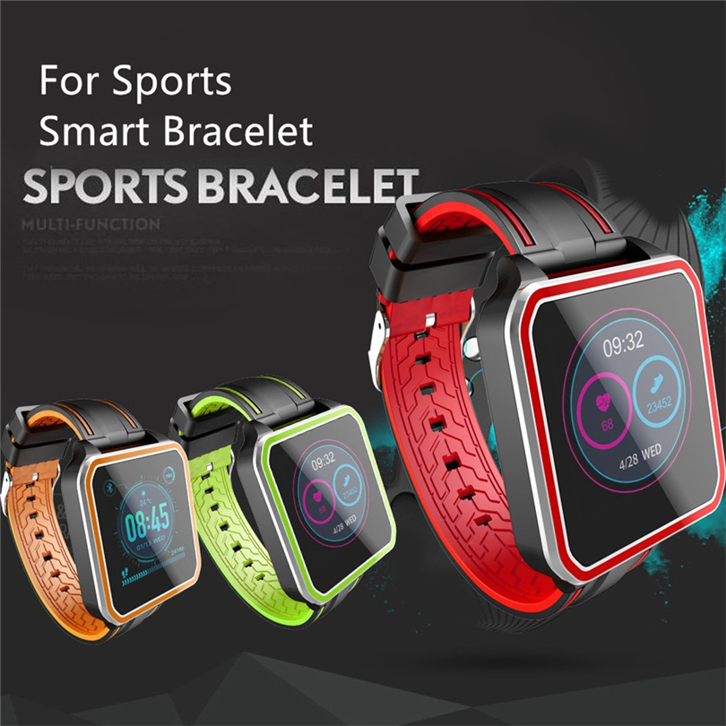WQ9 montre intelligente Bracelet sport Bracelet fréquence cardiaque sommeil mesure étanche pour hommes femmes surveillance Bracelet Fitness S30