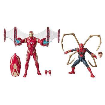 Oryginalny Marvel Legends żelaza Spider-Man i MK50 znak Iron mana 50 6 #8222 figurka Avenger 3 Tom Holland Tony Stark zabawki lalki tanie i dobre opinie Disney Model 12 + y CN (pochodzenie) Unisex PIERWSZA EDYCJA Wyroby gotowe Zachodnia animacja Produkty na stanie 1 12 Gotowy żołnierzyk