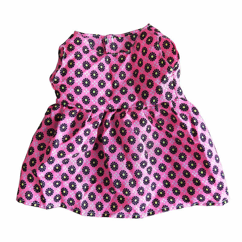 Mode Kleid Tragen Für 43cm Zapf Baby Puppe 17 Inch Geboren Babys Puppen Kleidung Und Zubehör