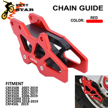 2019 New Motorcycle Aluminum Chain Guard Guide Protector For Honda CRF 250R 450R 250X 450X RX 450L 250 450 07 09 2010 2018 2019