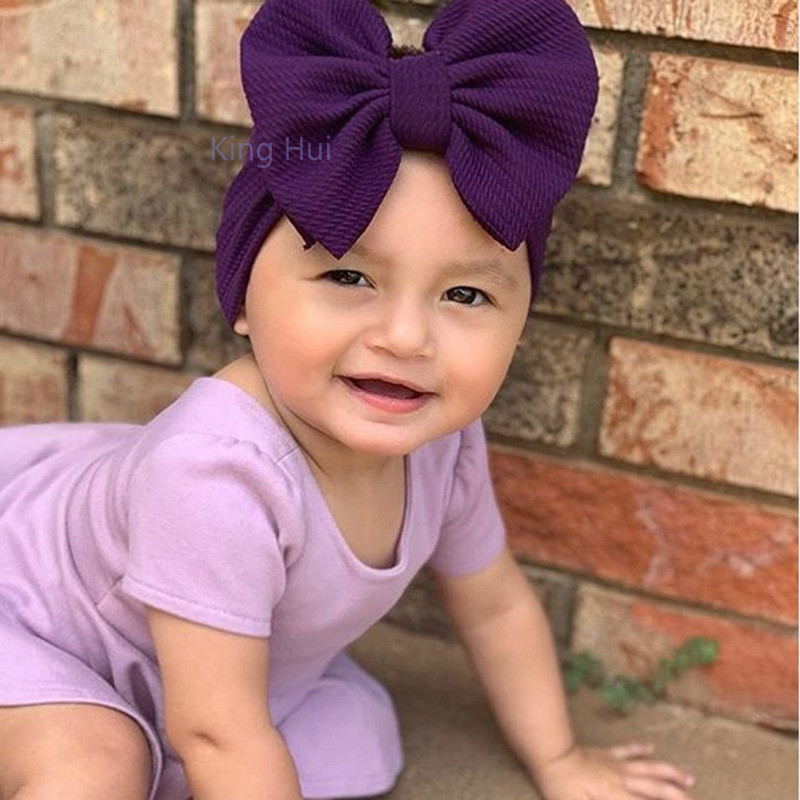 Baby Girl Headbands For Girls Ribbons For Baby Headband Bandeau Bebe Fille Baby Bow Turban Headwrap Diademas Para Bebe Accessory