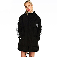 2019 Fashion Women Winter Warm Coat Female Autumn Hooded Cotton Fur Plus Size Basic Outerwear Slim Long Coat Women Clothes New цена в Москве и Питере