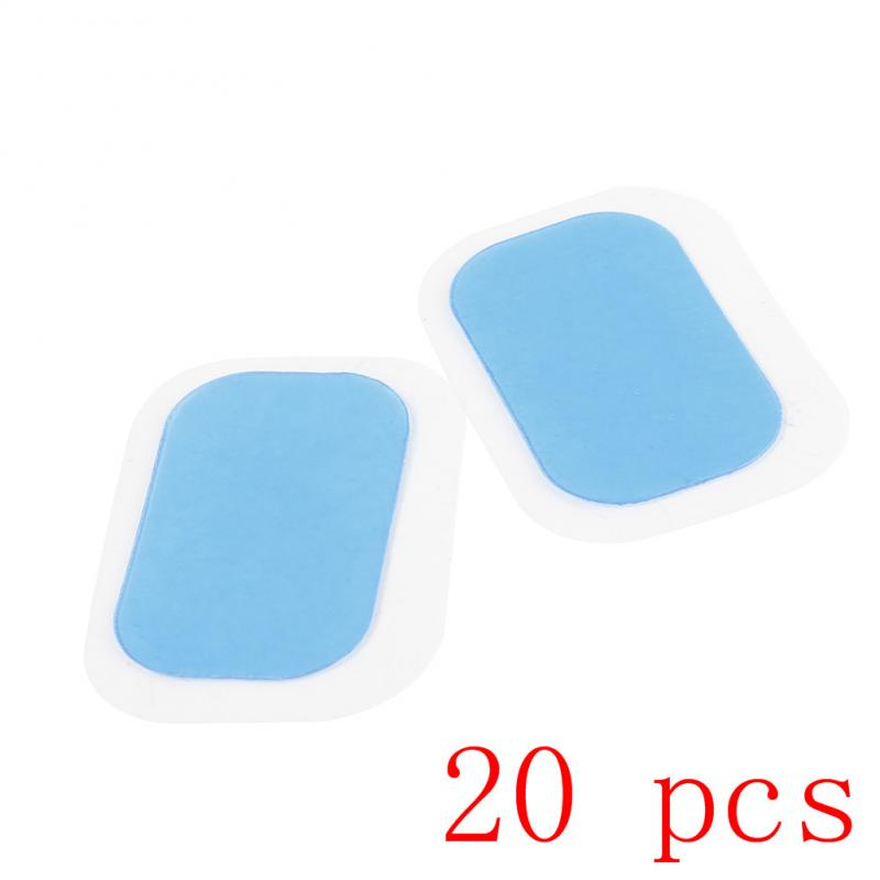 Abdominal Pads High Adhesion Inirritative Hydrogel Mat Pad Gel Stickers Exercise Patch Replacement For Training Gear TSLM2