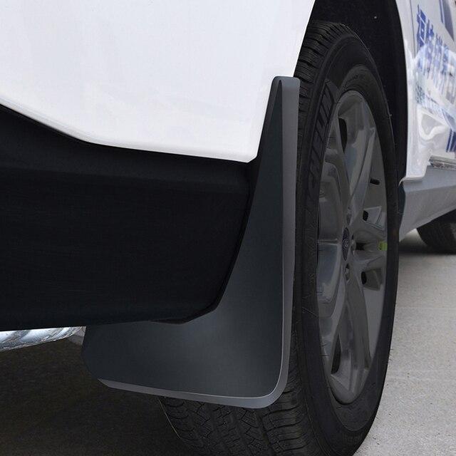 for Chery Tiggo 4 Tiggo4 5X 2017 2018 2019 4 PCS  Car Fender Mudguard Mud Flaps Guard Splash Flap Mudguards Car Accessories