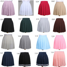 Школьные платья японская Корейская версия студентов Косплей Аниме плиссированная юбка Jk Униформа матросский костюм короткие юбки школьницы