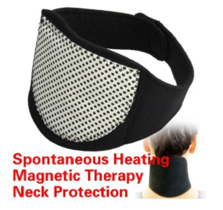 Массажер для шеи Турмалин магнитная терапия массажер для шеи Защита позвонков шейки матки спонтанный нагревательный пояс массажер для тела