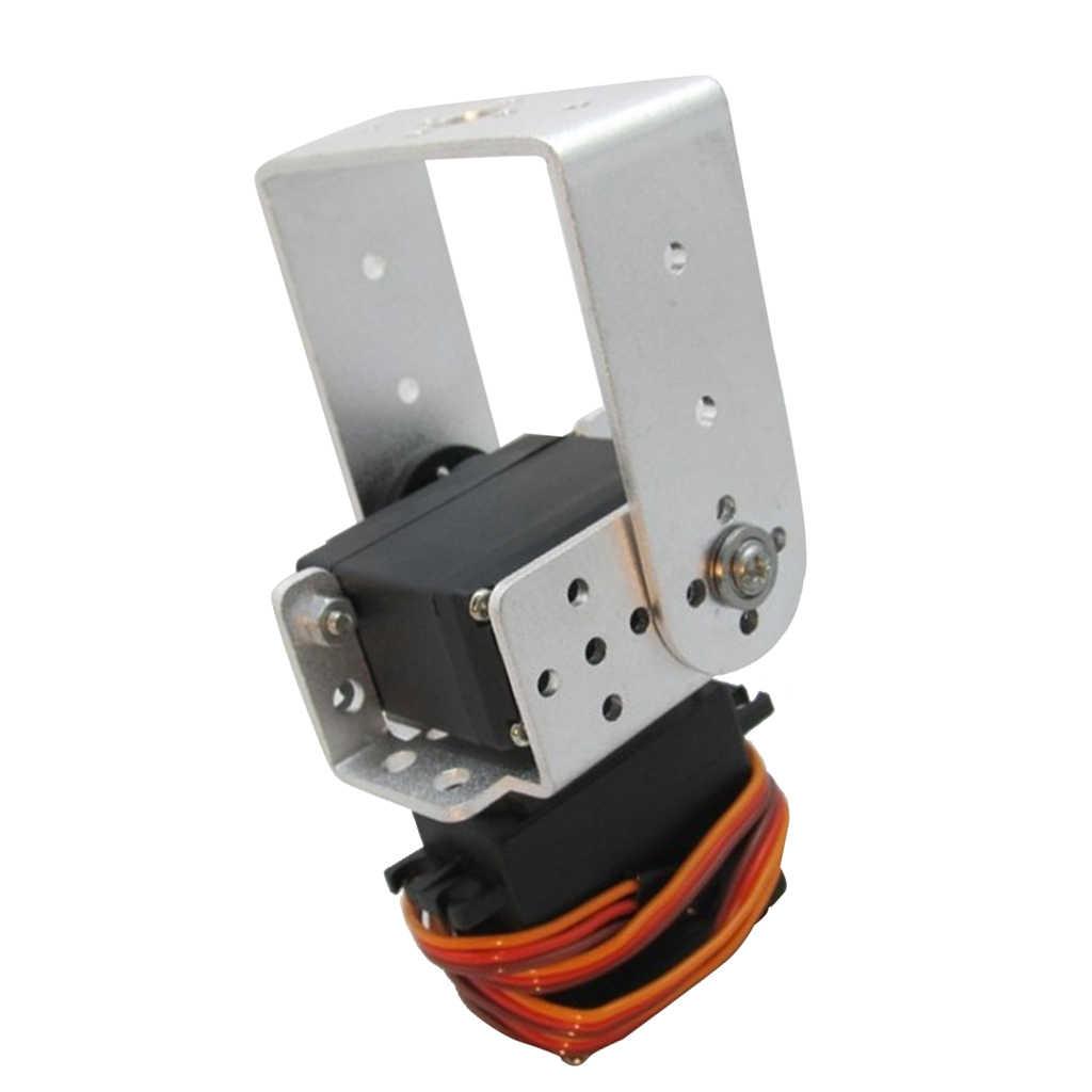 Поворотная головка 2 Оси Серводвигатель комплект для камеры FPV