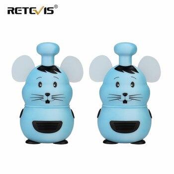 Портативная рация Retevis RT30M для детей, 2шт 1