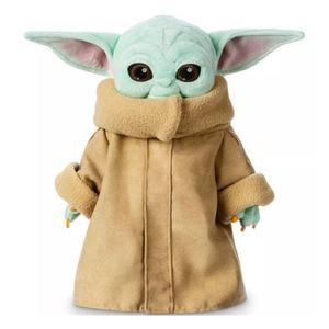 Детский плюшевый йода, мягкие игрушки для детей 3-12 лет с героями мультфильмов, 30 см, 2020