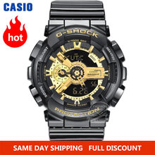 Casio часы Мужские g shock золото взрыва топ брендов роскоши