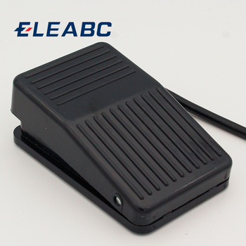 IMC Hot SPDT Nonslip Metal Momentary Electric Power Foot Pedal Switch - sale item Electrical Equipment & Supplies