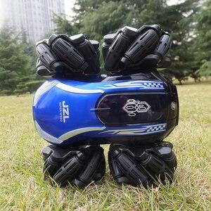 Image 5 - Elektrikli Mini RC araba uzaktan kumanda oyuncak radyo kontrol sürüklenme oyuncak arabalar çocuk erkek çocuklar için hediyeler çocuklar araç oyuncak 1:24 2555