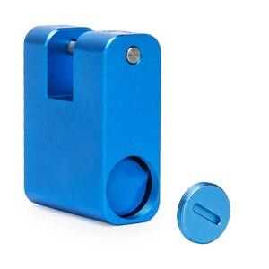 Image 5 - Daytech スマート指紋南京錠ドアロックセキュリティロッカー usb 充電式 IP65 防水荷物ケースロックアンチ泥棒