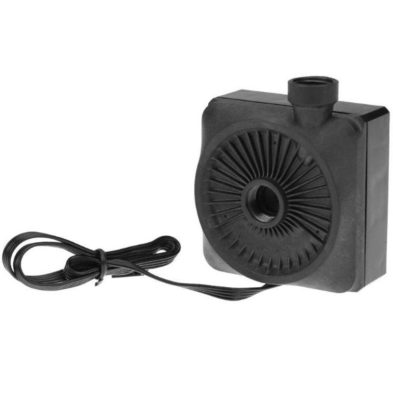 12V Silent Computer Water Cooling Cooler Mini Water Pump PC Replacement Part FA