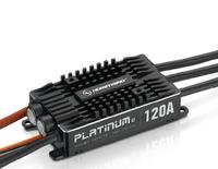 Hobbywing Platinum Pro V4 120A 3 6S Lipo BEC Empty Mold Brushless ESC for RC Drone Aircraft Helicopter
