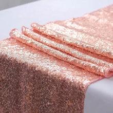 3 мм блестящая скатерть с блестками Свадебная покрытие для банкета