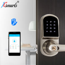 Wireless TTLock Bluetooth Deadbolt Door Lock Digital Electro