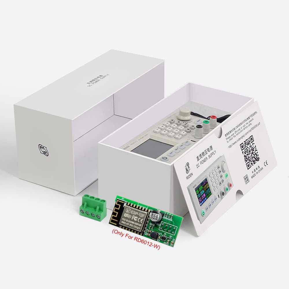 RD RD6012 RD6012W USB WiFi DC - DC понижающий модуль питания понижающий преобразователь вольтметр мультиметр 60 в 12A bb