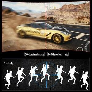 Image 4 - Machenike F117 VD1 RTX2060 משחקי מחשב נייד 2020 i7 10750H RTX2060 6G 32G 512G 2T 144Hz i7 מחברת RGB מקלדת מאטל פגז