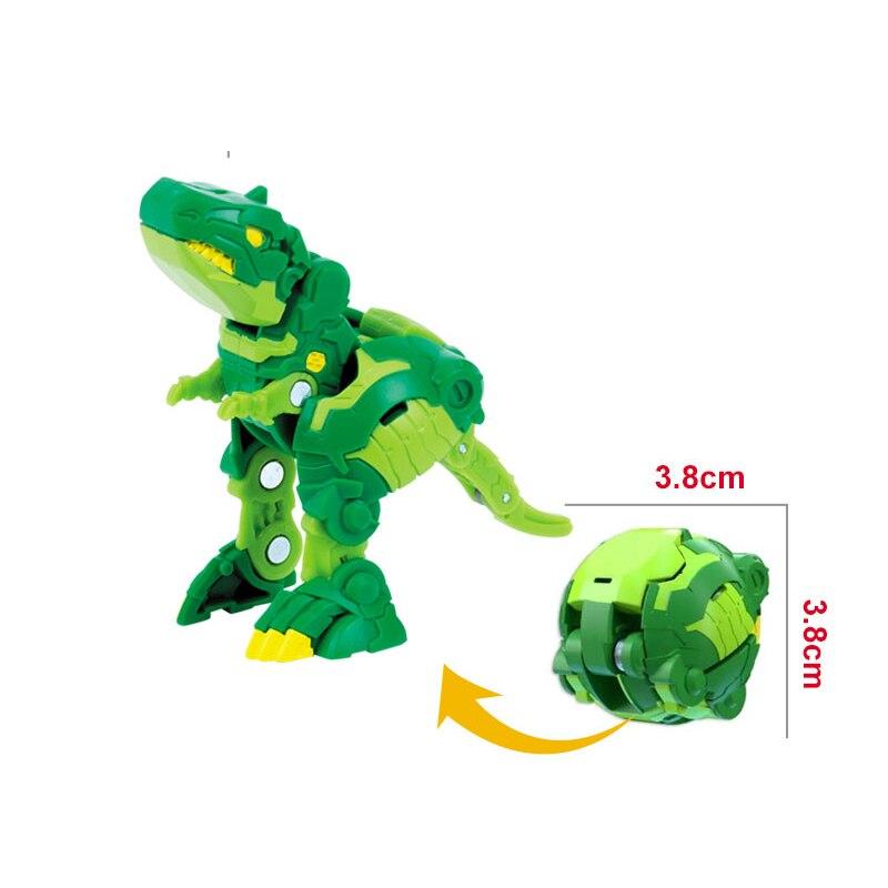 Горячая битва планета деформация Животное действие игрушка фигурки мгновенная деформация игрушка монстр Дракон динозавр игрушки Трансформеры игрушки - Цвет: Бургундия