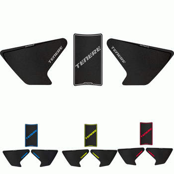 For YAMAHA Super Tenere XT1200Z XT 1200Z 2010 2019 New motorcycle tank Traction Pad side gas Kneepad protector anti slip sticker|Covers & Ornamental Mouldings|   -