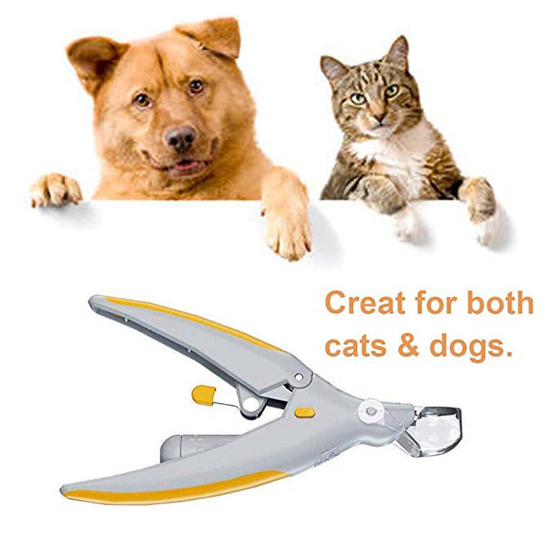 Pet Nail Clippers Clipper Dog Cat Stainless Steel Toe Trimmer Grooming Tool Cut