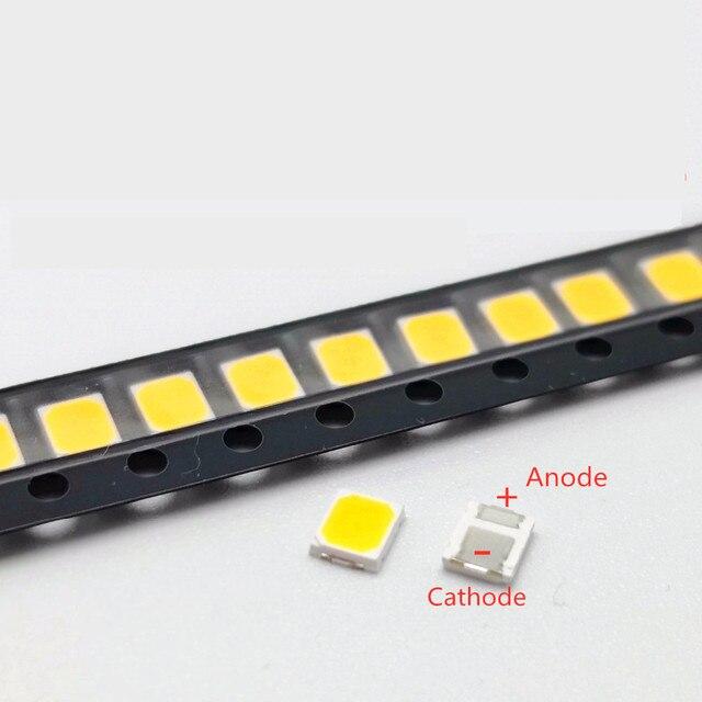 Big Sale SMD LED 2835 5730 Chips 1W 3V 6V 9V 18V beads light White warm 0.5W 1W 130LM Surface Mount Light Emitting Diode Lamp 1