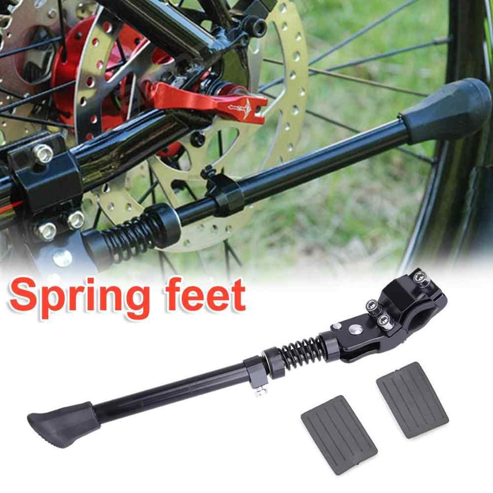 NEW Adjustable Bicycle Kickstand Mountain Bike MTB Aluminum Side Rear Kick Stand