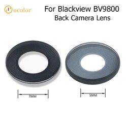 Ocolor dla Blackview BV9800 aparat z tyłu szklana osłona obiektywu część zamienna ochronne na ekran dla Blackview BV9800 Pro tylny obiektyw aparatu