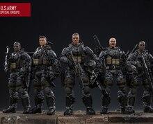 Nowy JOYTOY 1/18 figurki US Army Corps lalka model urodziny/prezent świąteczny darmowa wysyłka