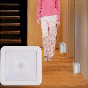 Bedside Lamp Toilet-Da Smart-Motion-Sensor New WC LED for Hallway Pathway Battery-Operated