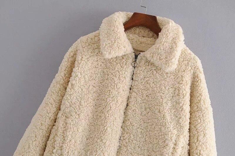 C5284 2309 женское платье новые продукты флисовая короткая куртка