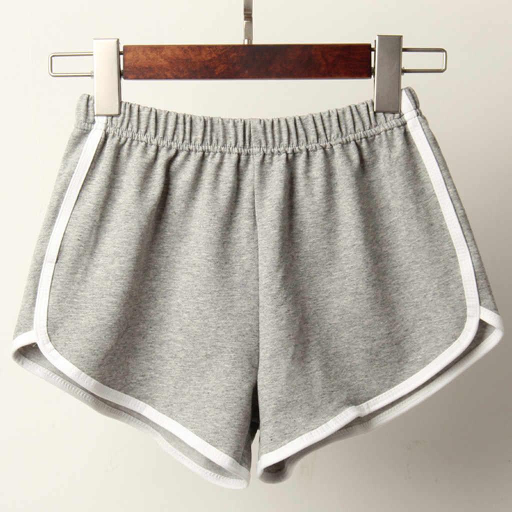 Vrouwen zomer shorts vrouwen 2019 Sport Casual sexy Shorts Strand pantalon corto mujer verano shorts hoge taille