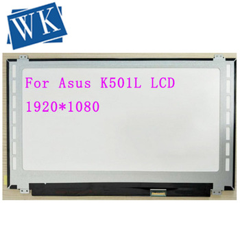 """15.6"""" Matrix For Asus K501L LCD Display FHD 1920X1080 30 Pins LED Screen Replacement"""