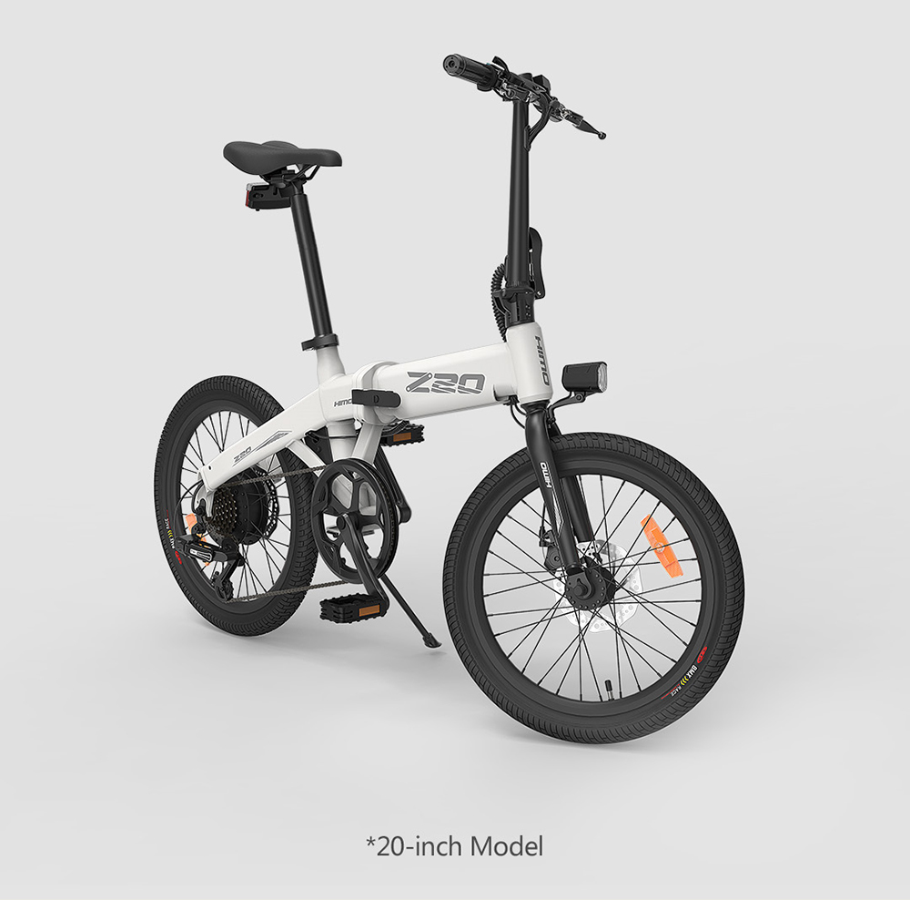 XIAOMI HIMO Z20 Electric bike (2)