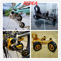 RIDEA chain tensioner 2 3 4 5 6 speed for brompton bike guide wheel