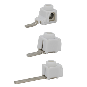 25 mm² In coming Terminals for Busbar Circuit Breaker Distribution Box MCB Electrical Wire Connector(China)