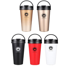 380ml/500ml Stainless Steel Coffee Mugs Insulated Water Bottle Tumbler Thermos Cup Vacuum Flask Premium Travel Mug
