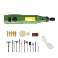 Mini Electric milling Grinder Carving Pen Nail Drill Polished Jade Engraving Machine Hand held Wood Rotary Micro Electric Drill Electric Drills     -