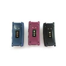 Cover posteriore originale con connettore per Samsung Gear Fit, 2 parti di riparazione Smart Watch, custodia per batteria