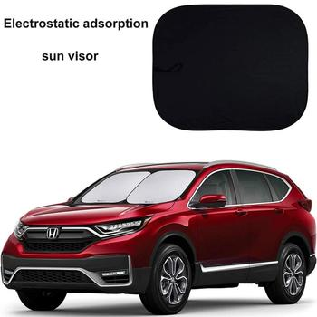 Car Window Cover Car Baby Models Black Heat Insulation Sunscreen Light Shielding Mat Glass Side Window Sunshades Auto Products image