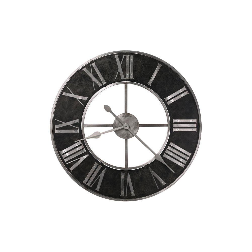 Quartz Wall Clocks Howard Miller 625-573 Decorative Wall Clock Large Wall Clock diy wall sticker art wall clock w silent movement black 1 x aa